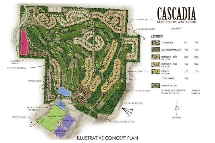 Body Cascadia Plan
